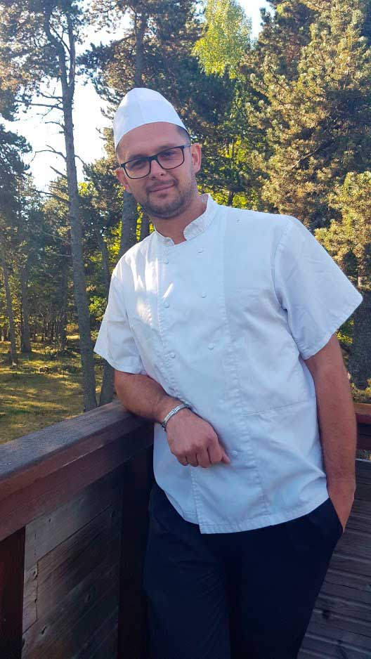 Patrick - Chef Cuisinier